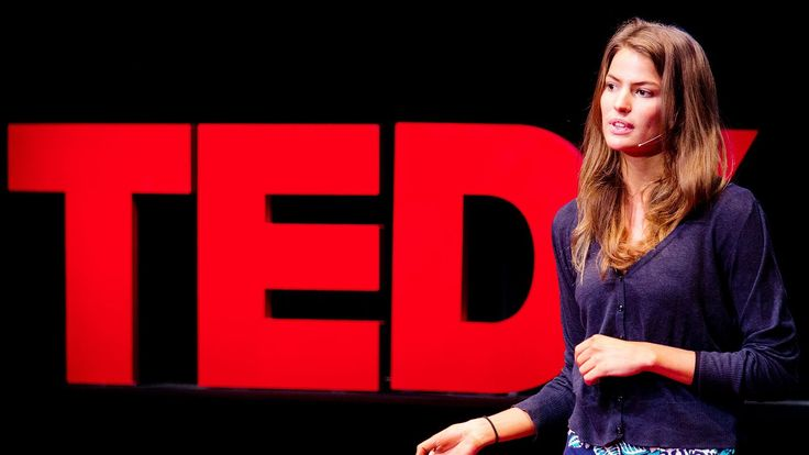 Cameron Russell: Looks aren't everything. Believe me, I'm a model. Every girl should watch this, very inspiring.