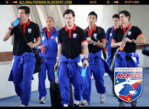 Philippine Azkals vs Kyrgyzstan Football Match Cancelled | http://allanistheman.blogspot.com/