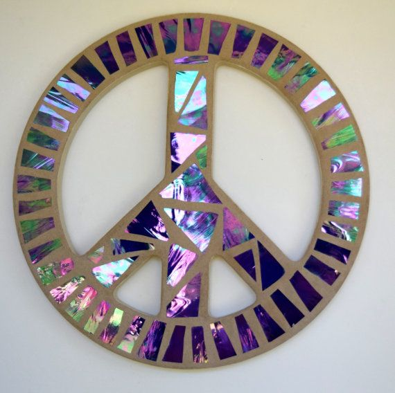 Peace Sign Wall Art 422 best peace signs decor images on pinterest | peace signs