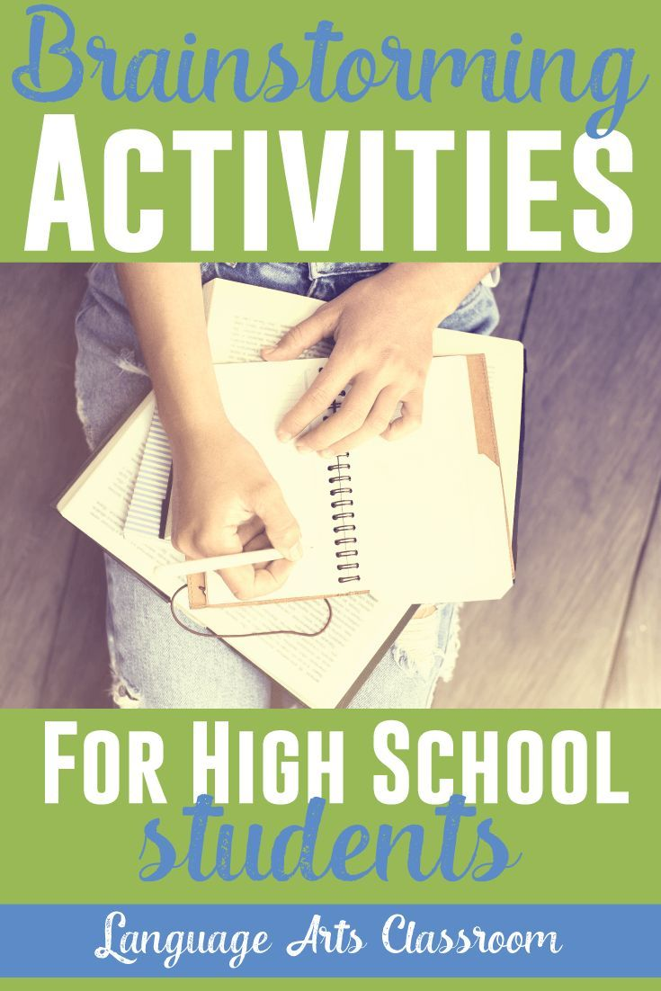 writing activities for high school Seven end-of-the-year writing prompts for high school seniors as your seniors begin the last few weeks of their high school careers  hands-on poetry activities.