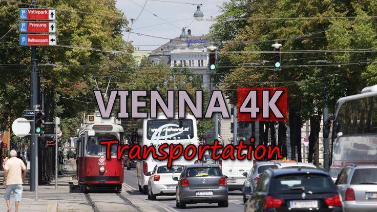 Ultra HD 4K Vienna Travel Austria Tourism Sight Transportation Vehicles ...
