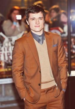Josh H. Yummy. So hot. Soooo hot.