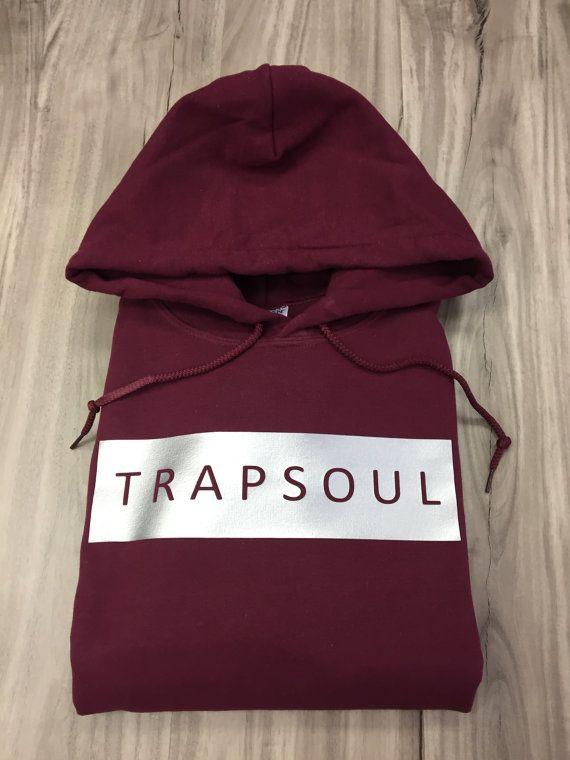 Trapsoul hoodie -Bryson Tiller - https://www.etsy.com/shop/CustomCityInk/items