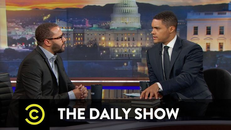The Daily Show - Wesley Lowery  - Delving Deeper Into Police Violence wi...