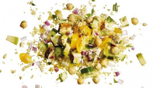 Arabischer Couscous-Salat