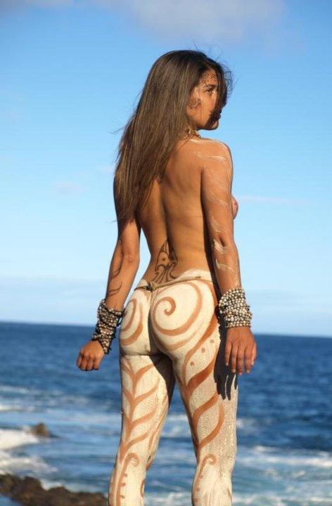 naked models blow job