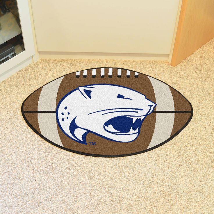 University of South Alabama Football Rug 20.5x32.5