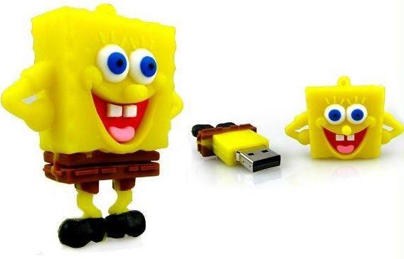 Μπομπ Σφουγγαράκης USB Flash 8GB
