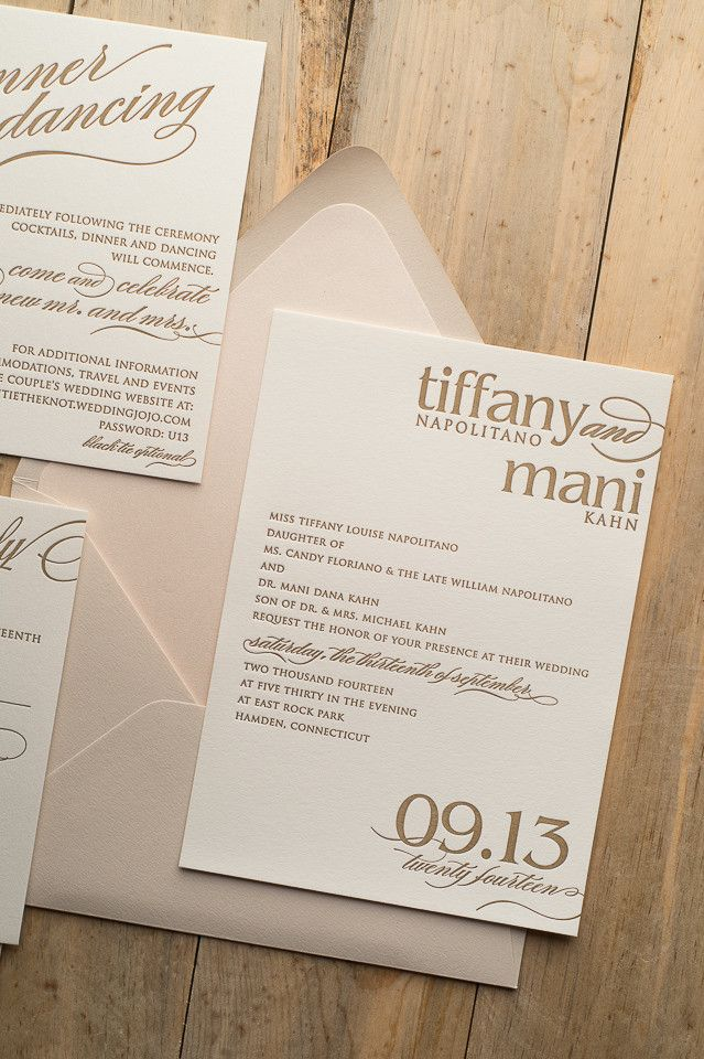 CYNTHIA Suite // STYLED // Romantic Package   Just Invite Me, This Way to Fabulous, Inc. Schaumburg, Illinois Wedding Invitations, blush and champagne wedding, romantic wedding inspiration, gold wedding invitations