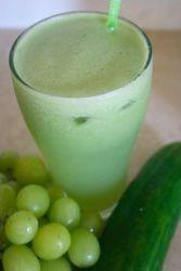 Green Grape & Pear Juice – Recipe Of The Week | Reboot With Joe