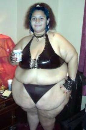 Fat Woman Stripper 35