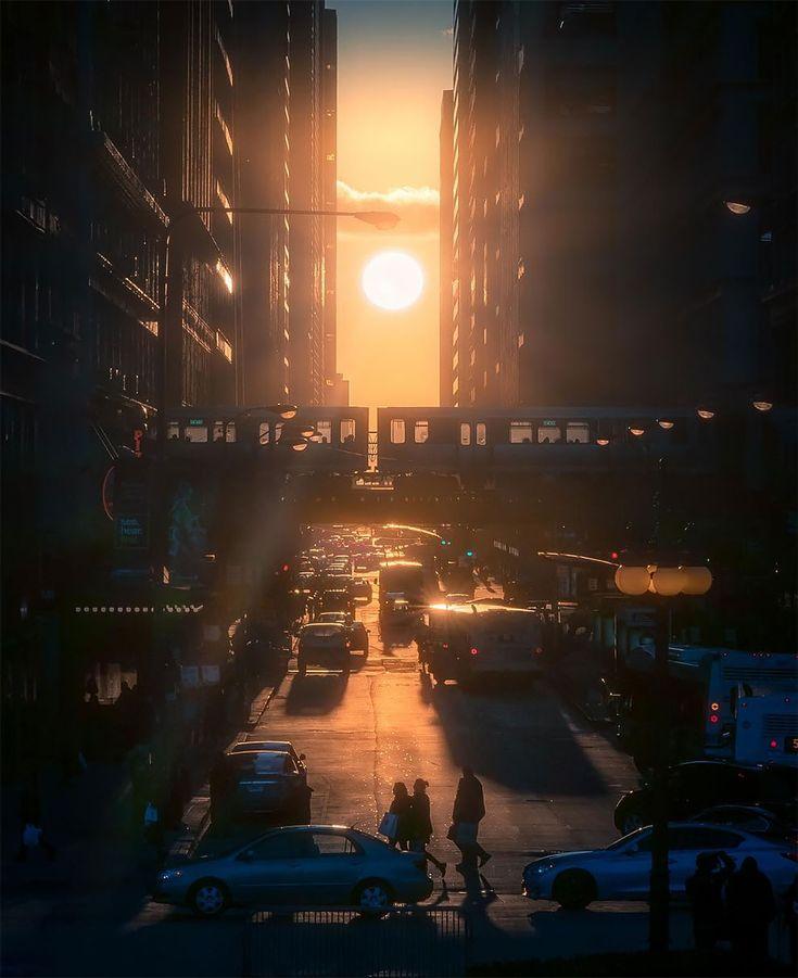 L'anima malinconica di Chicago nelle splendide foto di Mike Meyers