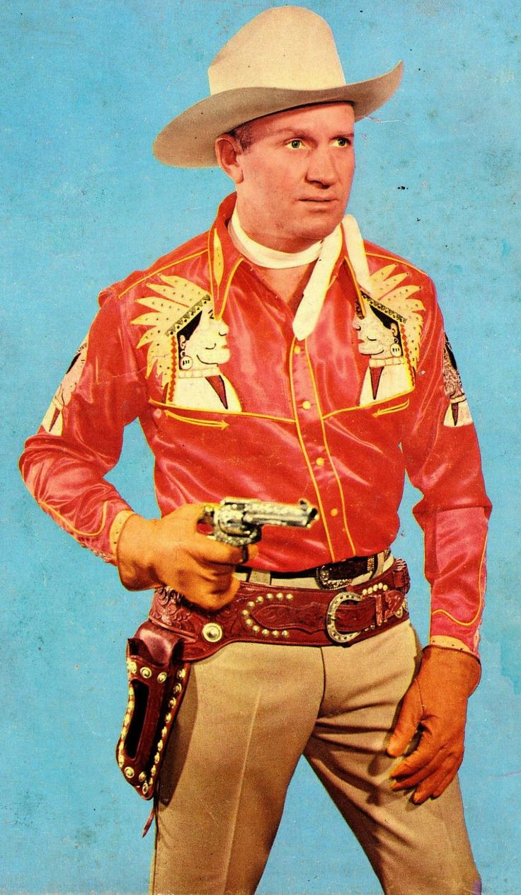 19 Best Images About Classic Stars Gene Autry On