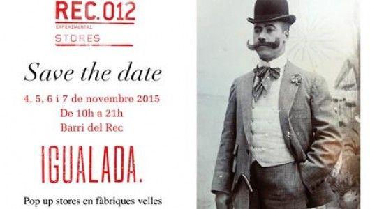 Les dates del Rec.012! - REC.0 Experimental Stores