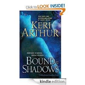 The Riley Jensen series by Australian author Keri Arthur is another favorite.