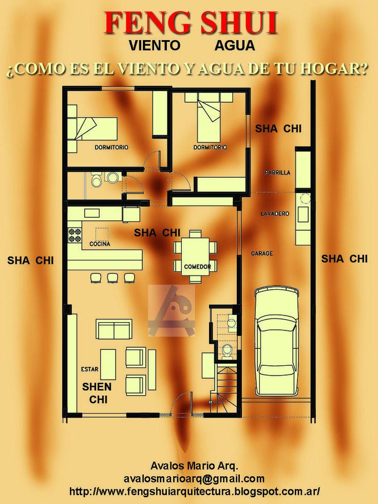 Mejores 471 im genes de feng shui vento e gua en pinterest chakras casas y feng shui - Arquitectura y feng shui ...