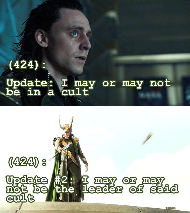 Texts from the Avengers (or in this case, Loki) love this <3