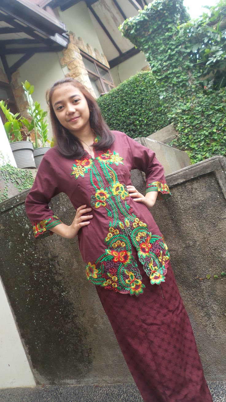 #kebaya #kebayaencim #kebayamodern #traditional #fashion #indonesia
