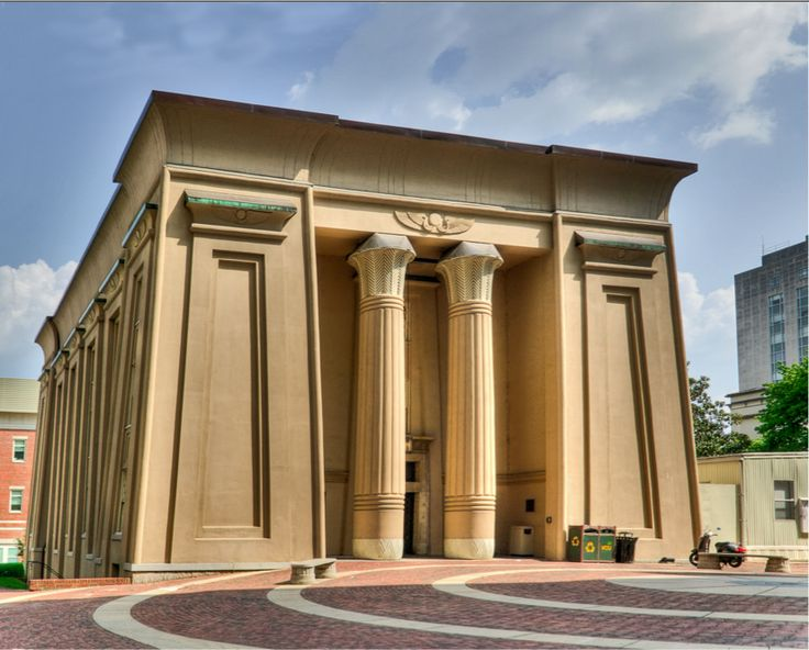 Egyptian Revival architecture