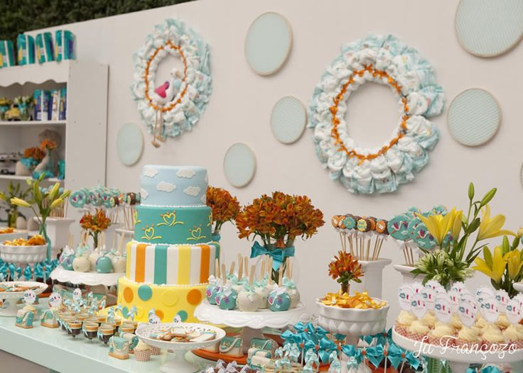 Girl Baby Shower Themes Yellow ~ 86 best baby shower images on pinterest baby boy shower