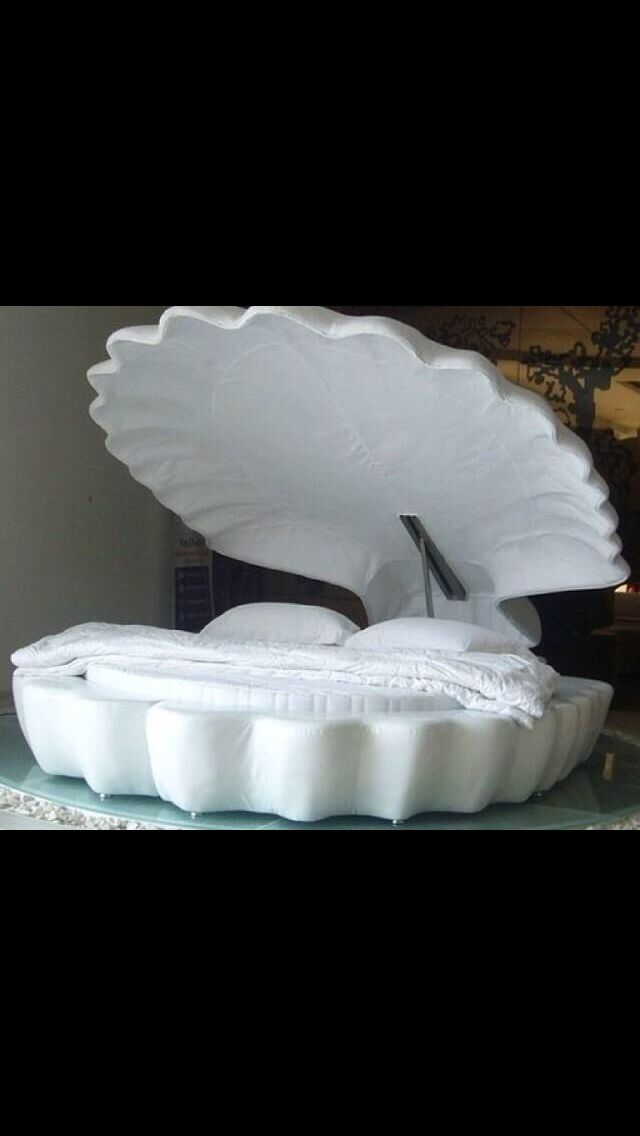 the 114 best images about shell bed on pinterest | sea shells