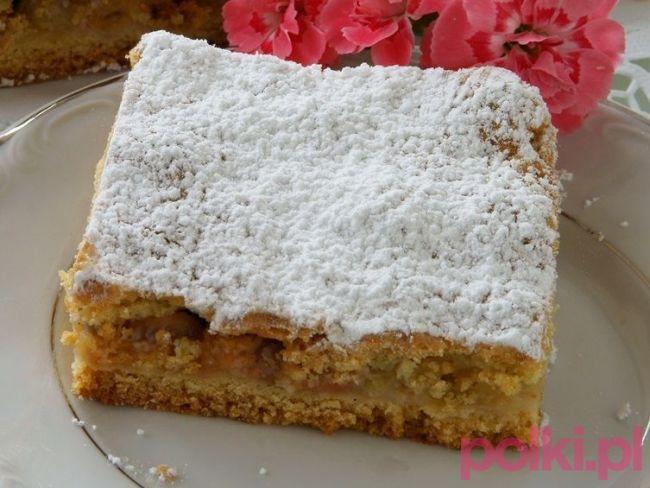 Ciasto z agrestem - przepis składniki i przygotowanie -Przepis