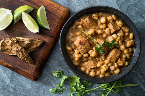 Pozole - Pozole is a traditional soup or stew from Mexico. Variations ...