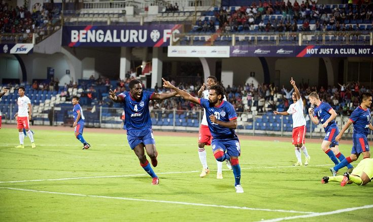 And Bengaluru FC makes India proud again!