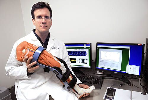 Biomedical Engineering: Biomedical engineers help design and create devices to help facilitate the medical profession. Biomedical engineers help combine math, science, and technology to create things such as artificial hearts, limbs, and lungs for people that have lost these organs.