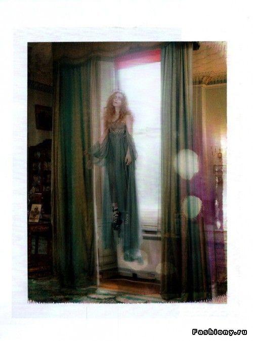 Самые жуткие модные фотосессии / фотосессия на хэллоуин дома