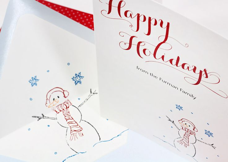 Best 34 greeting cards inspiration images on pinterest greeting kristen of lci paper company drops by to show how to make custom holiday cards m4hsunfo