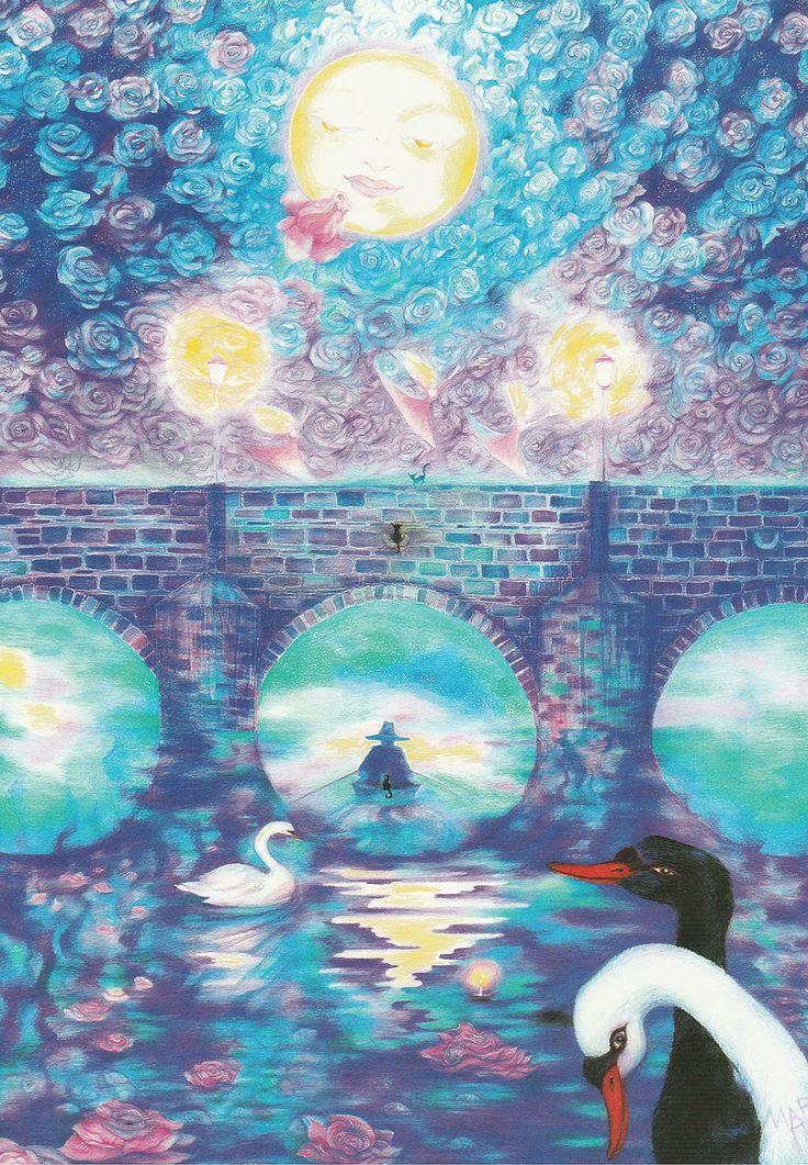 Original artwork Marie Brožová