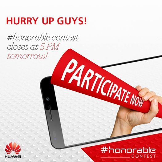 Have you participated in #honorable #contest yet? You can win amazing Bluetooth Speakers. Hurry up and send us your entry now!  http://on.fb.me/1uJvZUI