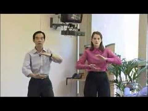 5-minute Tai Chi for Health and Relaxation Part 1 of 2 - YouTube