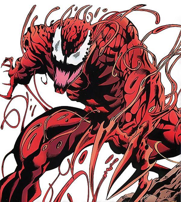 Spiderman vs carnage drawings - photo#32