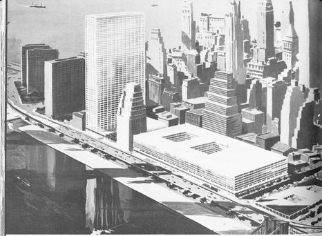 Architectural Drawings Of Skyscrapers 112 best never built skyscrapers images on pinterest | skyscrapers