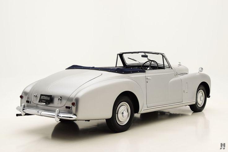 1949 bentley mark vi pininfarina cabriolet