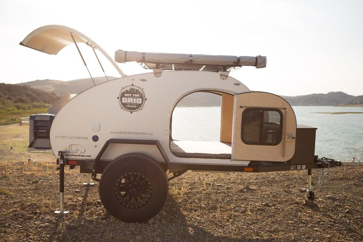 Wonderful Teardrop Trailer Tiny Camper Off Road Road Trippin Camping Ideas