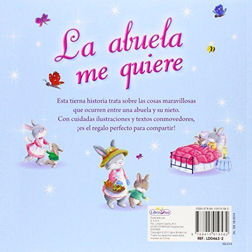Libros para niños sobre los abuelos - Abuelos y nietos - En familia - Guia del Niño