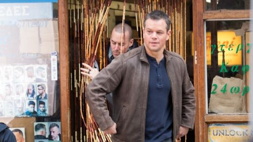 Watch Matt Damon return as 'Jason Bourne' in new... #JasonBourne: Watch Matt Damon return as 'Jason Bourne' in new trailer… #JasonBourne