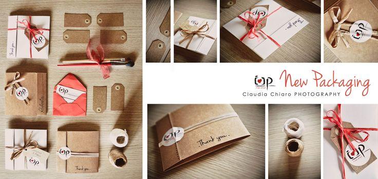 """Il mio nuovo packaging """"fai da te"""" che utilizzo per la consegna dei book fotografici! Semplicissimo da fare ed economico!!"""