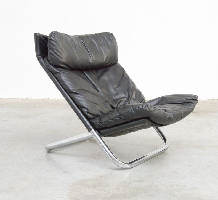 Easy Chair Cross By Marcello Cuneo For Arflex 1974 Bsh