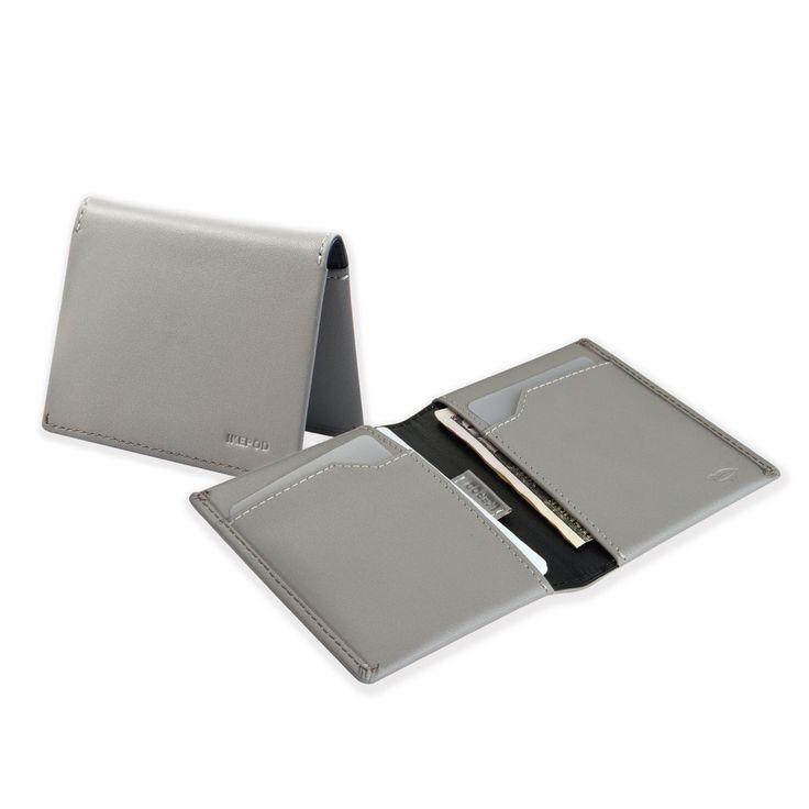 03 Slim Sleeve Wallet _ Slate