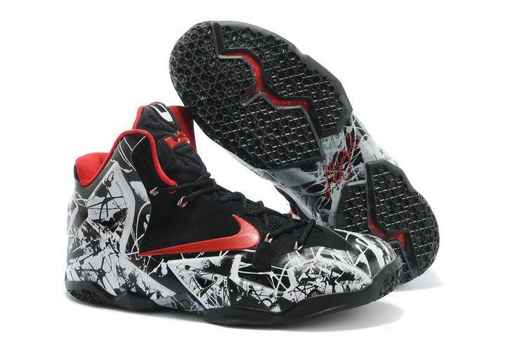 Los hombres zapatillas nike lebron 11 zapatos de baloncesto, un deporte zapatos atléticos un