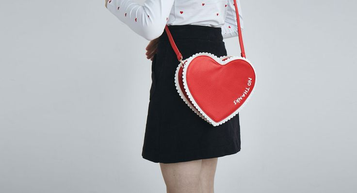 Lazy Oaf No Thanks Lover Bag - Bags / Purses - Categories - Womens http://spotpopfashion.com/j61v