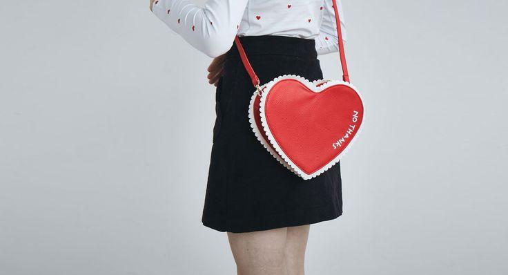 Lazy Oaf No Thanks Lover Bag - Bags / Purses - Categories - Womens http://spotpopfashion.com/j61v