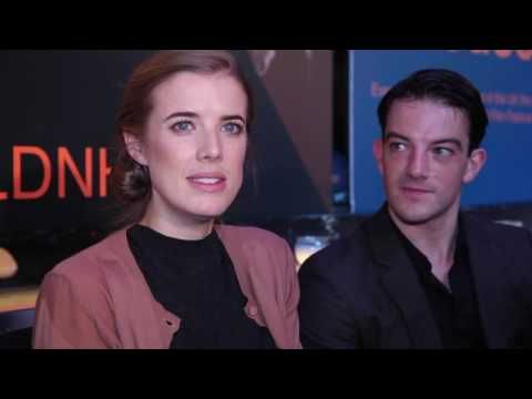 Agyness Deyn & Kevin Gutherie on 'Sunset Song' - YouTube