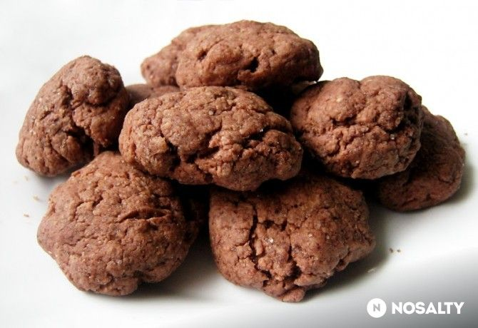 Mikrós kakaós keksz