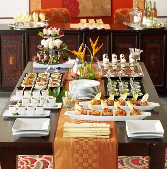 110 Best Appetizer Tasting Buffet Images On Pinterest