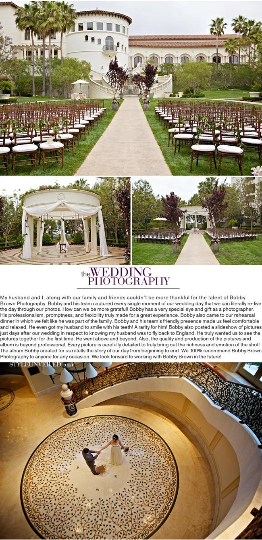 beach weddings in orange county ca%0A Monarch Beach Resort Wedding